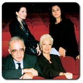 Raina Kabaivanska, Carmela Remigio, Patrizia Ciofi