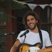 Matt Corby - Secret Garden Wollongong 29.1.12