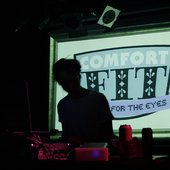Comfort Fit live at DROP#6 Amsterdam