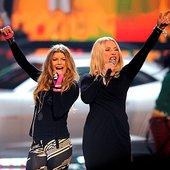 Fergie & Debbie Harry