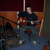 Ákos in Studio