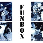 Funbox - a Canadian skate-punk band from 90s