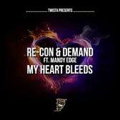 RE-CON & DEMAND Feat. MANDY EDGE
