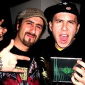 with Alex Erian from Despised Icons