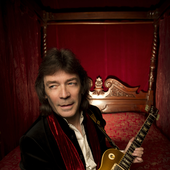 Steve Hackett new photo