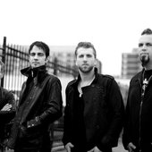 Three Days Grace (new photoshoot 2011)