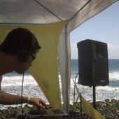 Dj Biofa, Achugoyao Festival, Tenerife