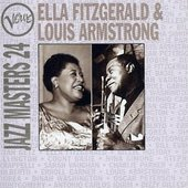 Ella Fitzgerald und Louis Armstrong