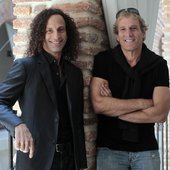 Kenny G with Michael Bolton