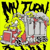My Turn to Win - shirt design by Mike C.