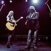 from Annie & Danny concert in Saint-Petersburg