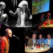 live @ Magreet Dolman theatershow, Rotterdam 2008