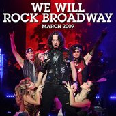 Jeremy Woodard;Savannah Wise;Lauren Molina;The Rock Of Ages Cast