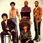 Herbie Hancock and The Headhunters. 1974
