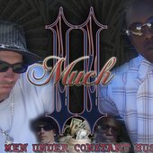 2much cd cover Rj & YOGIE
