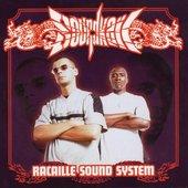 Soundkaïl - Racaille sound system (front)