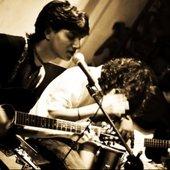 Yajna Vedana playing at their debut gig