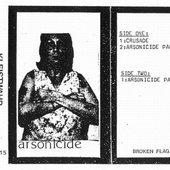 Kleiswahr - Arsonicide (1983) cassette