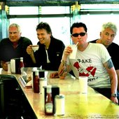 Golden Earring at the diner... (Millbrook, NY, USA, 2003)