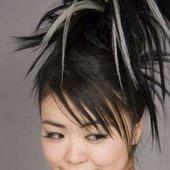 Hiromi, Time Control photoshoot