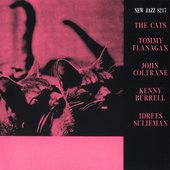 Tommy Flanagan, John Coltrane, Kenny Burrell, Idrees Sulieman