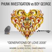 Phunk Investigation vs. Boy George