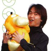 Junichi Masuda and Psyduck PNG