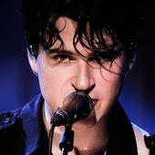 Ezra Koenig wet hair