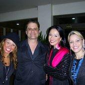 Sara, Alberto, Lydia e Lilian