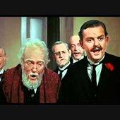 Dick Van Dyke, David Tomlinson & Cast