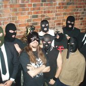 Ten Masked Men