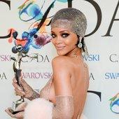 Rihanna CFDA Fashion Awards 2014