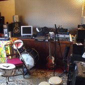 Home studio, Bomore, Islay