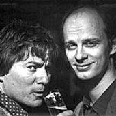 Rüdiger Hoffmann & Jürgen Becker