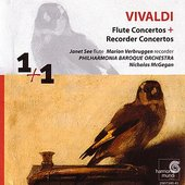 Recorder Concerto in G major, RV 435: I. Allegro