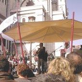 Brassens en Afrique @ Fête des Vendanges de Montmartre