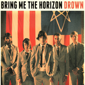 Bring me the Horizon - Down album cover