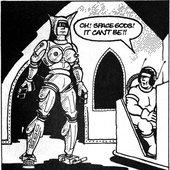 Robot Nun