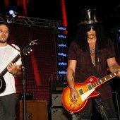 Slash & Rocco DeLuca