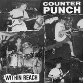 counter punch - 1990 - within reach 7'' (your future records)