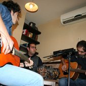 Mud Band in Cafe Cinema