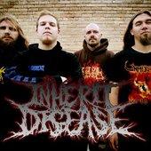 INHERIT DISEASE 2008