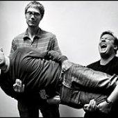 Ricky Gervais, Stephen Merchant, Karl Pilkington