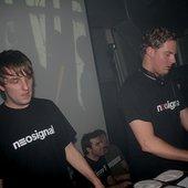 Phace & Misanthrop #1 @ QUAKE! 17.01.09 @ Bogen 2, Cologne (DE)