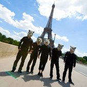 MWAM in Paris 2012 (Eiffel tower)
