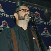 Октябрьский концерт в Граффити