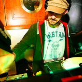 Cottam DJing