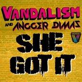 Vandalism & Angger Dimus