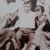 Delma Lachney & Blind Uncle Gaspard