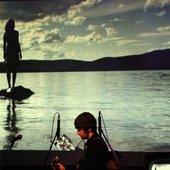 RVCQ _ Man an Ocean / Rafael Ouellet
